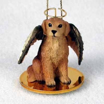 Golden-Retriever-Dog-Figurine-Angel-Statue-180842180040
