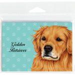 Golden-Retriever-Dog-Note-Cards-Set-of-8-with-Envelopes-181382993636