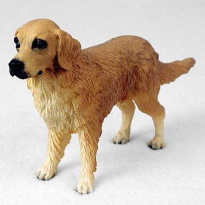 Golden-Retriever-Hand-Painted-Collectible-Dog-Figurine-180740414731