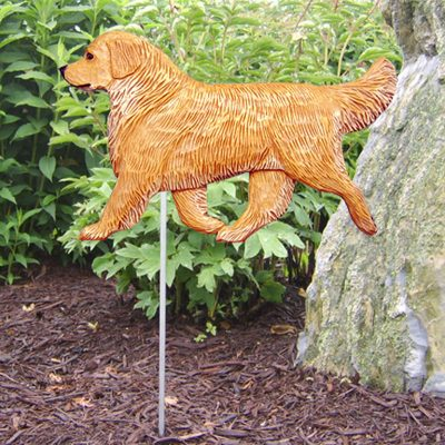 Golden-Retriever-Outdoor-Garden-Dog-Sign-Hand-Painted-Figure-Light-181369667059