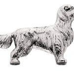Golden-Retriever-Silver-Dog-Charm-Refrigerator-Magnet-Figurine-180839788651