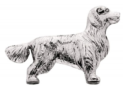 Golden-Retriever-Silver-Dog-Charm-Refrigerator-Magnet-Figurine-180839788651