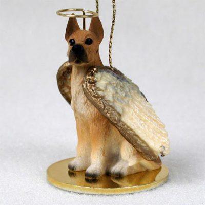 Great-Dane-Dog-Figurine-Angel-Statue-Fawn-180637634380