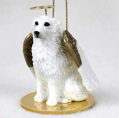 Great-Pyrenees-Dog-Figurine-Angel-Statue-181136185202