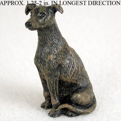Greyhound-Mini-Resin-Hand-Painted-Dog-Figurine-Brindle-180738716726