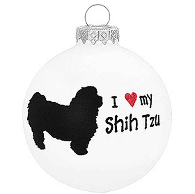 Shih Tzu Gifts Merchandise Items Decor Collectibles Dog Lovers