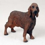 Irish-Setter-Hand-Painted-Dog-Figurine-Statue-400201747413