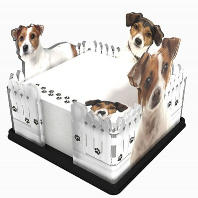Jack-Russell-Terrier-Dog-Breed-Acrylic-Note-Holder-Memo-Note-Pad-Made-in-USA-180933040500