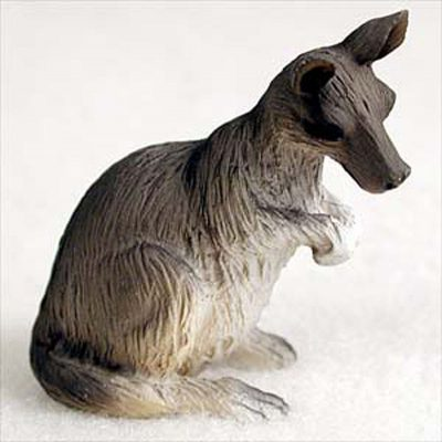 Kangaroo-Mini-Resin-Hand-Painted-Wildlife-Animal-Figurine-181244574960