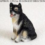 Malamute-Mini-Resin-Hand-Painted-Dog-Figurine-Statue-Hand-Painted-180675951571
