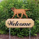 Mastiff-Dog-Breed-Oak-Wood-Welcome-Outdoor-Yard-Sign-Apricot-Brindle-400706804996