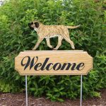 Mastiff-Dog-Breed-Oak-Wood-Welcome-Outdoor-Yard-Sign-Fawn-Brindle-181404195708