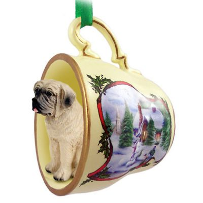 Mastiff-Dog-Christmas-Holiday-Teacup-Ornament-Figurine-181239461746