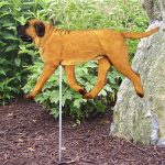 Mastiff-Outdoor-Garden-Dog-Sign-Hand-Painted-Figure-Apricot-400688310241