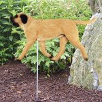 Mastiff-Outdoor-Garden-Dog-Sign-Hand-Painted-Figure-Fawn-400688310573