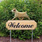 Norfolk-Terrier-Dog-Breed-Oak-Wood-Welcome-Outdoor-Yard-Sign-Wheaten-400706806299