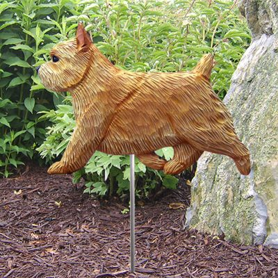 Norwich-Terrier-Outdoor-Garden-Dog-Sign-Hand-Painted-Figure-Wheaten-181369674510