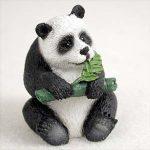 Panda-Bear-Mini-Resin-Hand-Painted-Wildlife-Animal-Figurine-400592492594