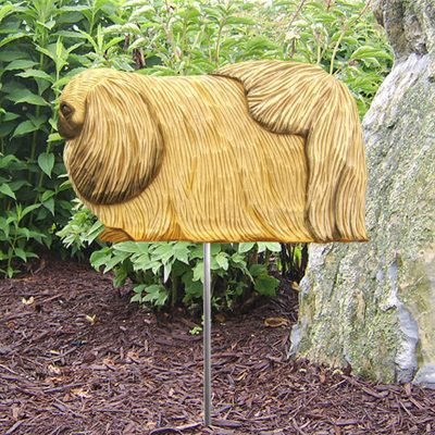 Pekingese-Outdoor-Garden-Dog-Sign-Hand-Painted-Figure-Fawn-400688312874