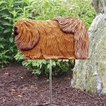 Pekingese-Outdoor-Garden-Dog-Sign-Hand-Painted-Figure-Sable-400688313158