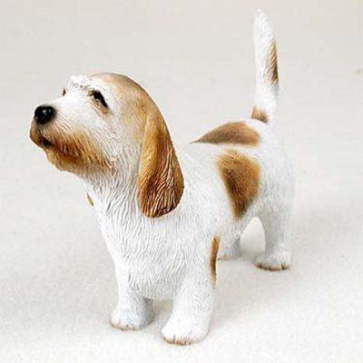Petit-Basset-Griffon-Vendeen-Dog-Figurine-Statue-180638149884