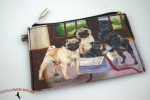 Pug-Dog-Bag-Zippered-Pouch-Travel-Makeup-Coin-Purse-400705297153