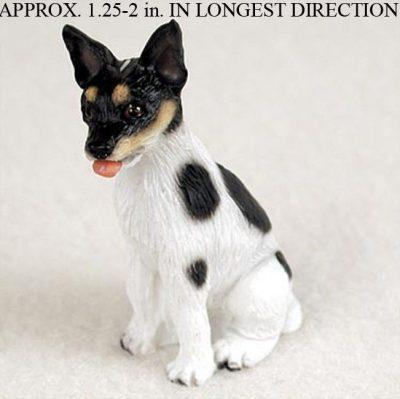 Rat-Terrier-Mini-Resin-Hand-Painted-Dog-Figurine-180977789318
