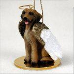 Rhodesian-Ridgeback-Dog-Figurine-Ornament-Angel-Statue-Hand-Painted-181337620400
