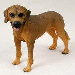 Rhodesian-Ridgeback-Hand-Painted-Collectible-Dog-Figurine-400250443548