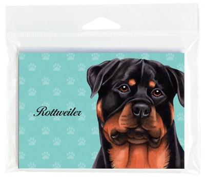 Rottweiler-Dog-Note-Cards-Set-of-8-with-Envelopes-400694672755