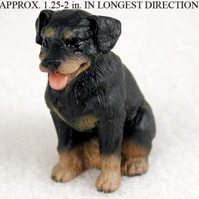 Rottweiler-Mini-Resin-Hand-Painted-Dog-Figurine-Statue-Hand-Painted-400220480025