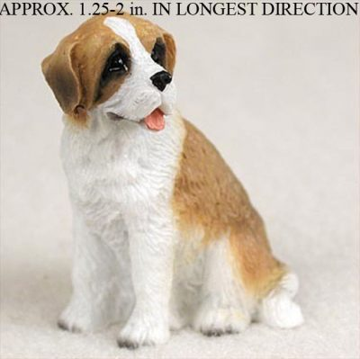 Saint-Bernard-Mini-Resin-Dog-Figurine-400205071192