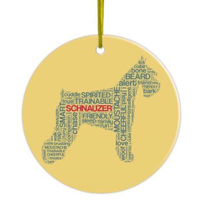 Schnauzer-Hand-Printed-Ceramic-Christmas-Holiday-Dog-Ornament-181270768666