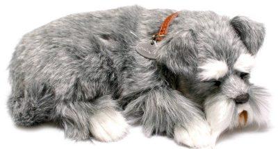 Schnauzer-Life-Like-Stuffed-Animal-Breathing-Dog-Perfect-Petzzz-181315041133