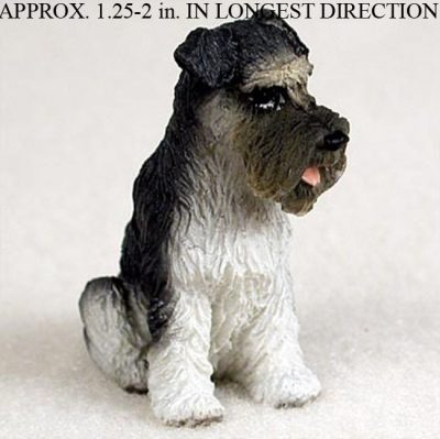 Schnauzer-Mini-Resin-Dog-Figurine-Gray-Uncropped-180644350018
