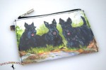 Scottish-Terrier-Dog-Bag-Zippered-Pouch-Travel-Makeup-Coin-Purse-400705297627