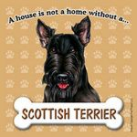 Scottish-Terrier-Dog-Magnet-Sign-House-Is-Not-A-Home-181042817543
