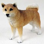 Shiba-Inu-Hand-Painted-Collectible-Dog-Figurine-400250931149