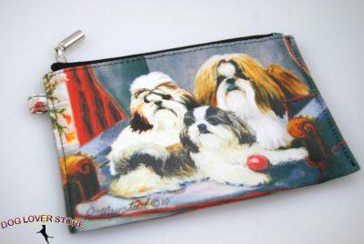 Shih-Tzu-Dog-Bag-Zippered-Pouch-Travel-Makeup-Coin-Purse-400705298048