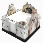 Shih-Tzu-Dog-Breed-Acrylic-Note-Holder-Memo-Note-Pad-Made-in-USA-181025236634