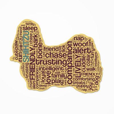 Shih-Tzu-Dog-Breed-Cutout-Vinyl-Decal-Bumper-Sticker-Characteristic-Silhouette-400570920839