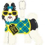Shih-Tzu-Dog-Luggage-Briefcase-Gym-Backpack-Travel-ID-Tag-180833430895