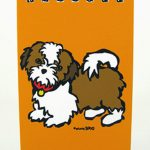 Shih-Tzu-Dog-Paper-Spiral-Memo-Notepad-Book-40-Pages-2×4-Inches-181132704831