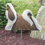 Shih-Tzu-Outdoor-Garden-Dog-Sign-Hand-Painted-Figure-BrownWhite-400688320469
