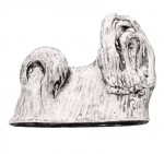 Shih-Tzu-Silver-Dog-Charm-Refrigerator-Magnet-Figurine-180839794762