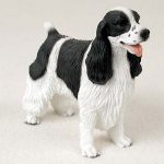 Springer-Spaniel-Hand-Painted-Dog-Figurine-Statue-400201748452