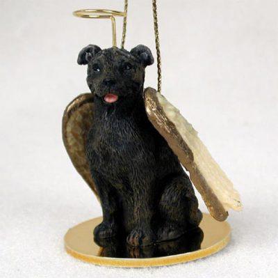 Staffordshire-Bull-Terrier-Dog-Figurine-Angel-Statue-400482569072