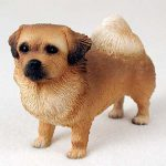 Tibetan-Spaniel-Hand-Painted-Dog-Figurine-Statue-400670679640