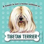 Tibetan-Terrier-Dog-Magnet-Sign-House-Is-Not-A-Home-400362017218