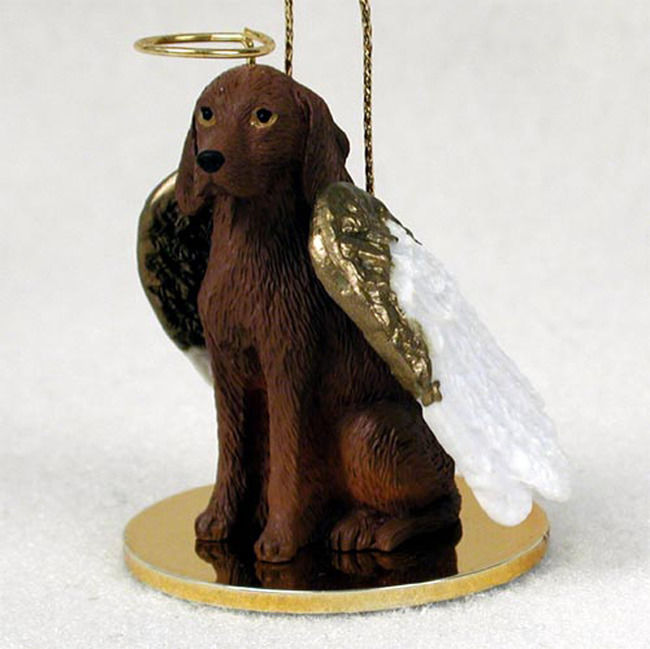 Vizsla Dog Figurine Angel Statue Ebay